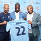 Manchester City have most expensive defence in football history after £49.4m Benjamin Mendy transfer