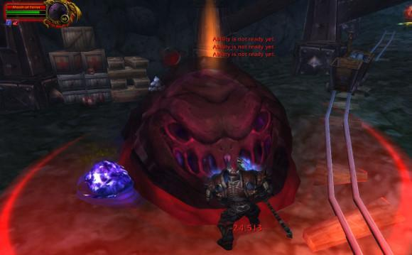 The World as Story: Emergent storytelling in World of Warcraft