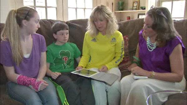 Huntingdon Valley family recalls Boston Marathon bombings