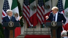 Washington visit 'very intense': Mexican president