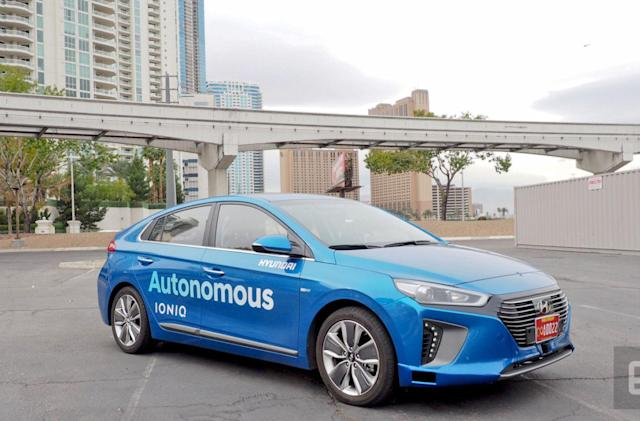 Hyundai tests a more economical autonomous car system