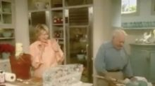 Martha Stewart Shared a Video of Her Talk Show's Funniest On-Air Moments