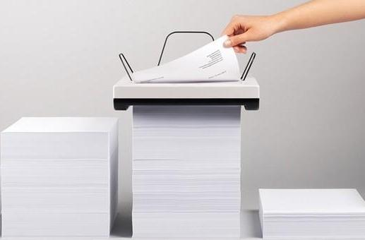 Stack printer concept ditches the tray, eats columns of paper instead