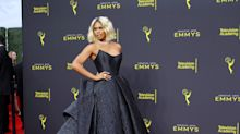 Jonathan Van Ness, Laverne Cox and more worked the red carpet at the Creative Arts Emmy Awards