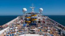 LeBron James Dunks On Carnival Cruise In 'King James' Trademark Battle