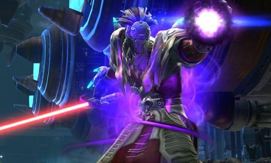 Beta test weekends are set for Star Wars: The Old Republic in September