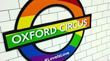 The London Underground Has Been Given a Pride Fortnight Makeover