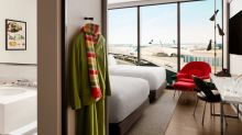 The new TWA Hotel is worth a visit even if you don't have a flight