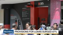 DBS Group Reports Lowest Quarterly Profit in 2 Years