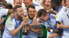 Der Neustart eines Confed-Cup-Siegers