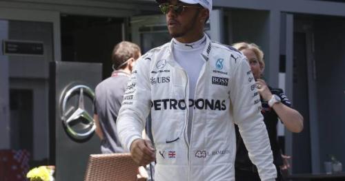 F1 - La fête de la F1 fait vibrer Londres, malgré l'absence de Lewis Hamilton