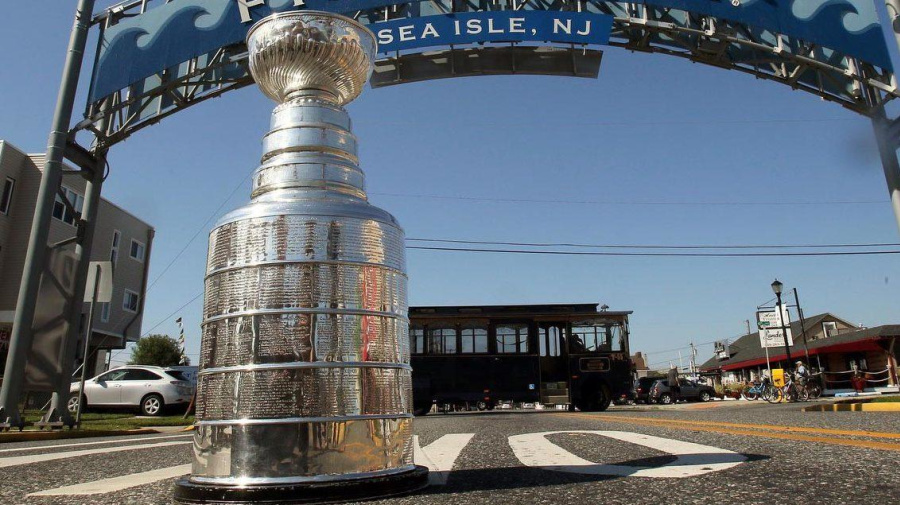 Because it's the Cup: Playoff hockey is back!