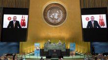 """Erdogan califica de """"injusto"""" el Consejo de Seguridad en la cumbre de la ONU"""