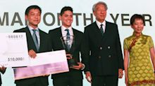 Joseph Schooling wins Sportsman of the Year for third year at Singapore Sports Awards