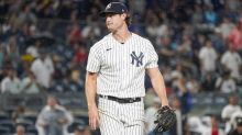 Yankees ace Gerrit Cole tests positive for COVID-19, will miss Tuesday's start