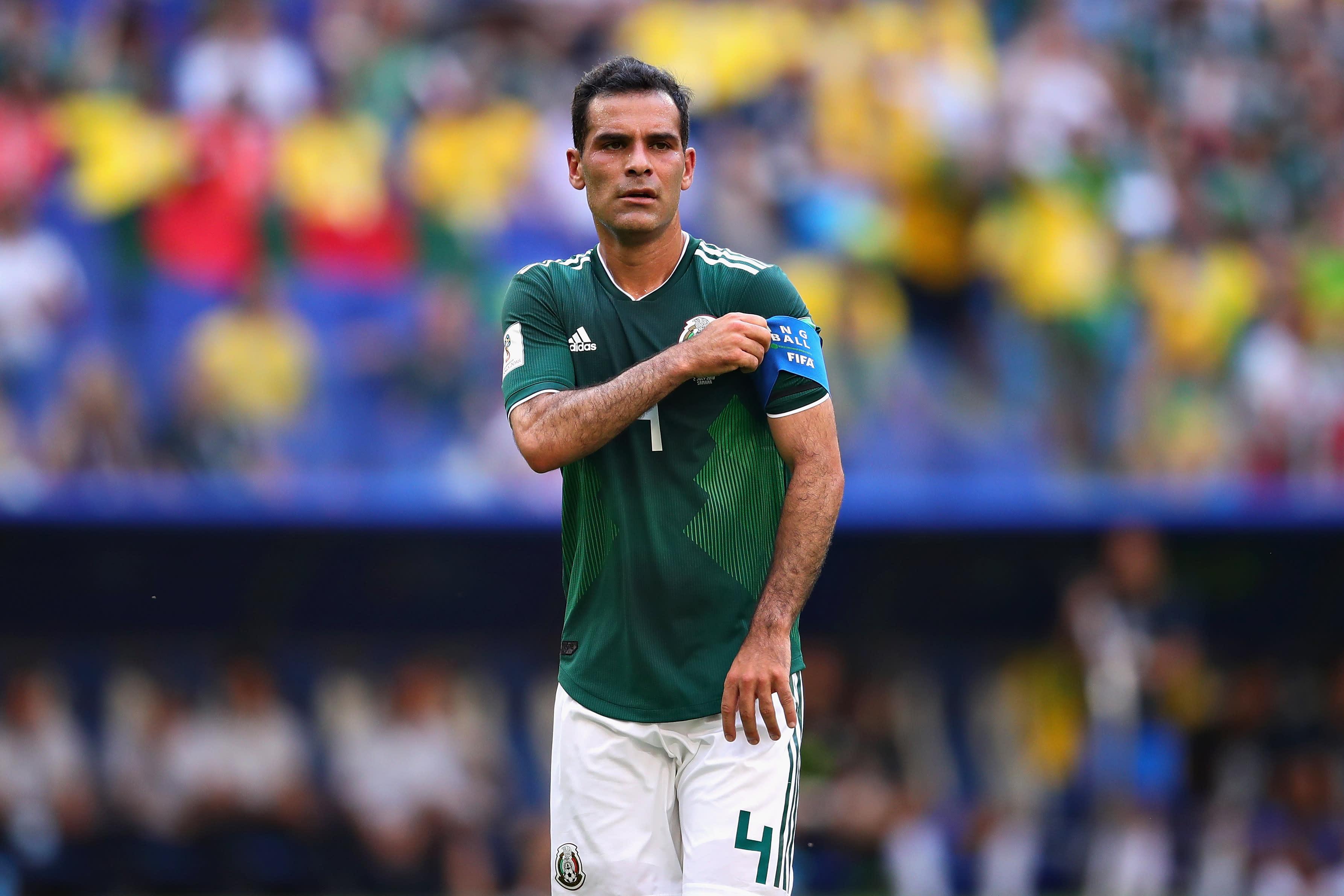 ab43c4219 World Cup  Marquez retires from El Tri