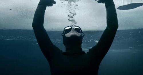Plongée - La plongée sous glace comme remède pour Johanna Nordblad