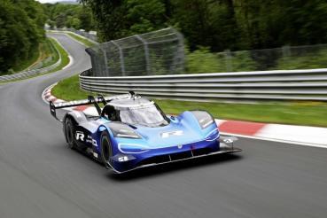 包含電動廠車ID.R在內,Volkswagen 退出賽事經營、原賽車部門員工與資源將整合至集團當中