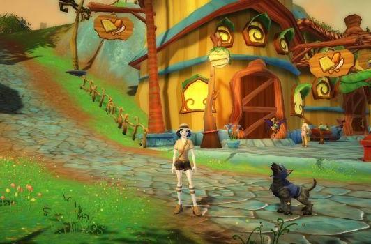 Free Realms begins job sampling week for free players
