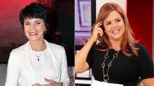 El agarrón en vivo de Pati Chapoy con María Celeste por entrevistar a Sarita... ¿o por ganarles la exclusiva?