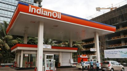 Indian Oil Sets Up India's First Electric Vehicle Charging Station