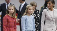 La Infanta Sofía en el Día de la Hispanidad 2018
