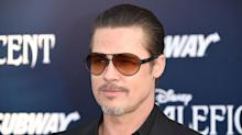 Brad Pitt Reveals Details of Vitalii Sediuk Red Carpet Attack