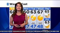 Morning Weather On 4/25: Chilly Early, But Warming Up