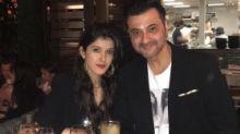 Sanjay Kapoor Welcomes Daughter Shanaya Into Bollywood