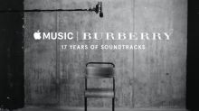 Burberry Celebrates 17 Years of Music With Playlist on Apple