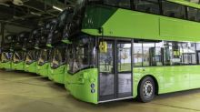Green machine: How hydrogen is powering the right bus for the planet