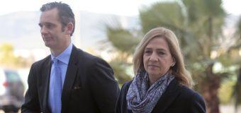 ¿Urdangarin elimina los rumores de crisis matrimonial con un viaje a Ginebra?