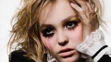 Lily-Rose Depp Makes Her'Vogue' Debut