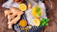 Jengibre y limón, la combinación perfecta para empezar el día cargada de energía