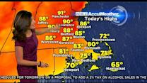 WBZ AccuWeather Morning Forecast For May 26