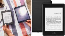 Kindle Paperwhite tem espaço para milhares de livros