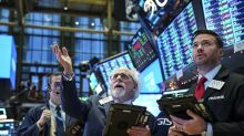 Stocks waver to end volatile week