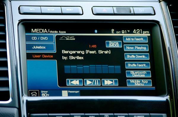 Voice control comes to MOG's music streaming service with Ford SYNC AppLink