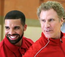 Drake And Will Ferrell Teach NBA Stars The Best Way To Shake Hands