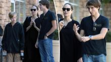The new 21-year-old man in Angelina Jolie's life
