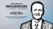 Grant Reid, CEO of Mars Inc., joins Influencers with Andy Serwer