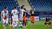 PSG down Montpellier from the spot to stamp Cup final ticket