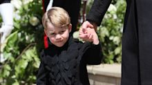 Prince George's Smile Is Contagious in His Official Fifth Birthday Portrait