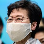 Hong Kong security law: Carrie Lam dismisses concerns over rights
