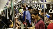 'Tired' MRT commuter slammed for refusing to give up reserved seat