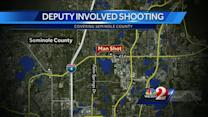 Deputies shoot, kill armed man at storage facility