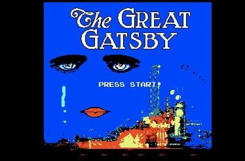 Great Gatsby 'NES' game borne back ceaselessly onto the internet