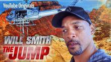 Will Smith salta de Bungee Jump para comemorar aniversário de 50 anos