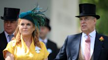 Sarah Ferguson and Prince Andrew 'fly to Malaga' after death of Jeffrey Epstein