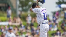 Cubs' Yu Darvish pulled from rehab start after 1 inning with recurring arm pain